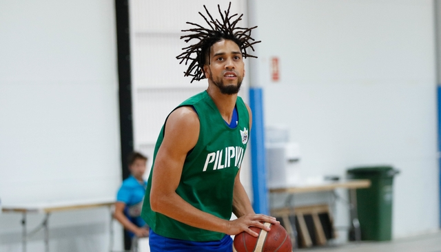 BACK-TO-BACK. Gabe Norwood will see action in his second World Cup. Photo from SBP-CignalTV