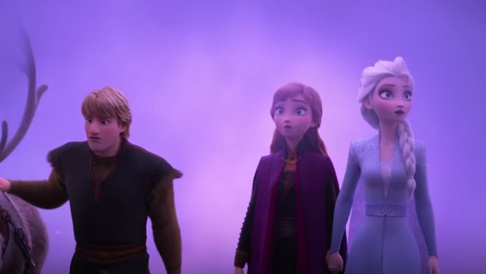FROZEN 2. Disney's Head of Story reveals what's in store for the sequel of the 2013 hit, Frozen. Screenshot from trailer