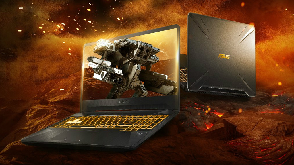 All images from ASUS
