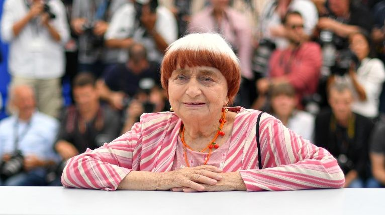 REST IN PEACE. New Wave director Agnes Varda was known as the arty 'grandmother' of French cinema. Photo by Loic Venance/AFP