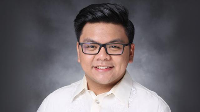VICTIM. UST law student Horacio Castillo III. Photo from Castillo's Facebook profile
