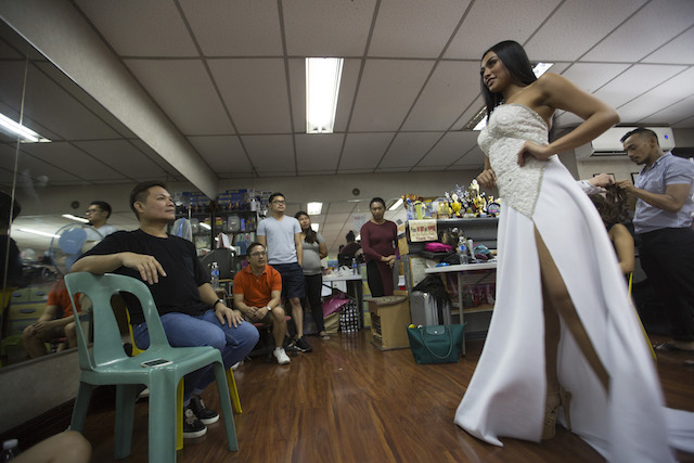 NOT JUST PHYSICAL. Supporters insist beauty pageants are beyond just parading physical attributes. Rappler photo