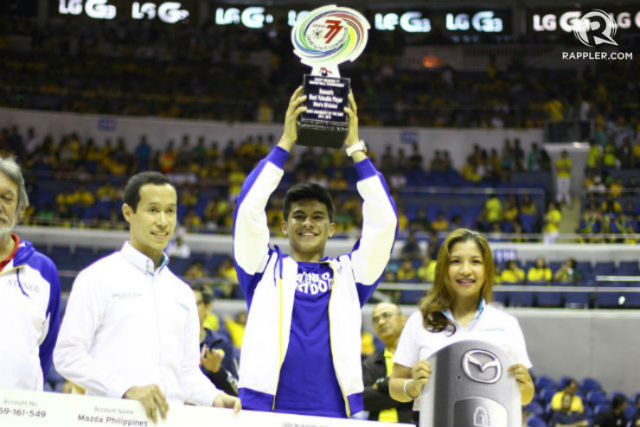CHAMPIONSHIP SEARCH. Kiefer Ravena is looking to end his UAAP career with a bang. File photo by Josh Albelda/Rappler