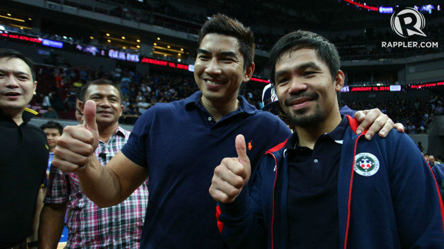 STARTING OVER. Aldin Ayo has to re-establish his coaching principles for a new team. File photo by Josh Albelda/Rappler