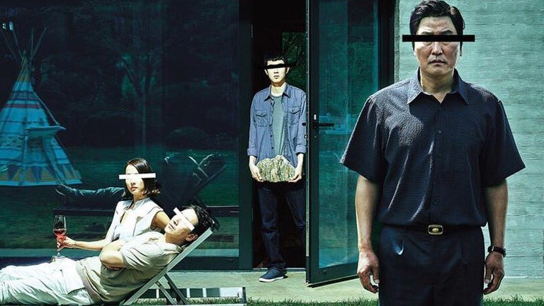 OSCAR-TIPPED. More than 1.6 million viewers in France watched Bong Joon-ho's satirical drama 'Parasite' so far. Photo from Parasite's Facebook page