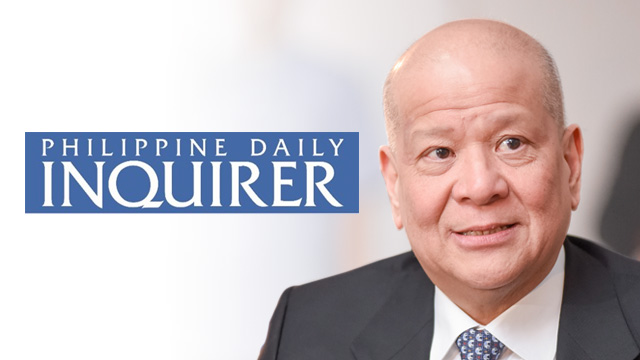 SURPRISED. Workers of the Inquirer Group of Companies say they were shocked with the news that Ramon Ang would be buying the Prieto family's shares of the company