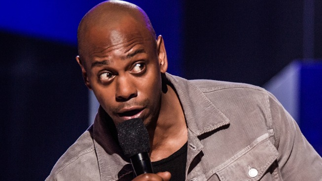 LIVE IN MANILA. Comedian-actor Dave Chappelle will be making his Manila debut on January 14 and 15, 2020. Photo courtesy of Solaire