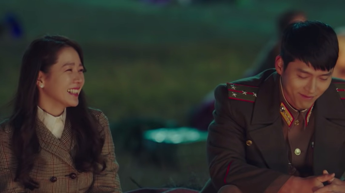 TV HIT. South Korea's Crash Landing on You is a 16-part fantastical TV series that has drawn praise from critics and viewers. Screenshot from trailer