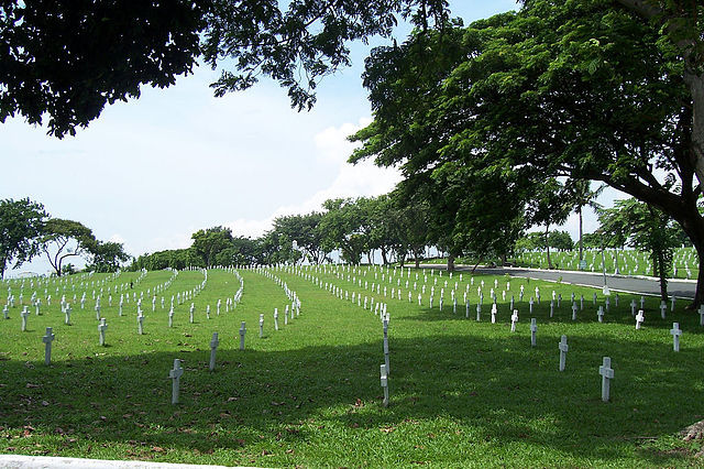 HEROES' CEMETERY. The Libingan ng mga Bayani is the final resting place for Filipino military personnel, Filipino heroes and martyrs. Photo by Aissa Richards on Wikipedia