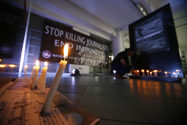 ONGOING CASE. Justice remains elusive for victims of the Maguindanao massacre. File photo by Ben Nabong/Rappler