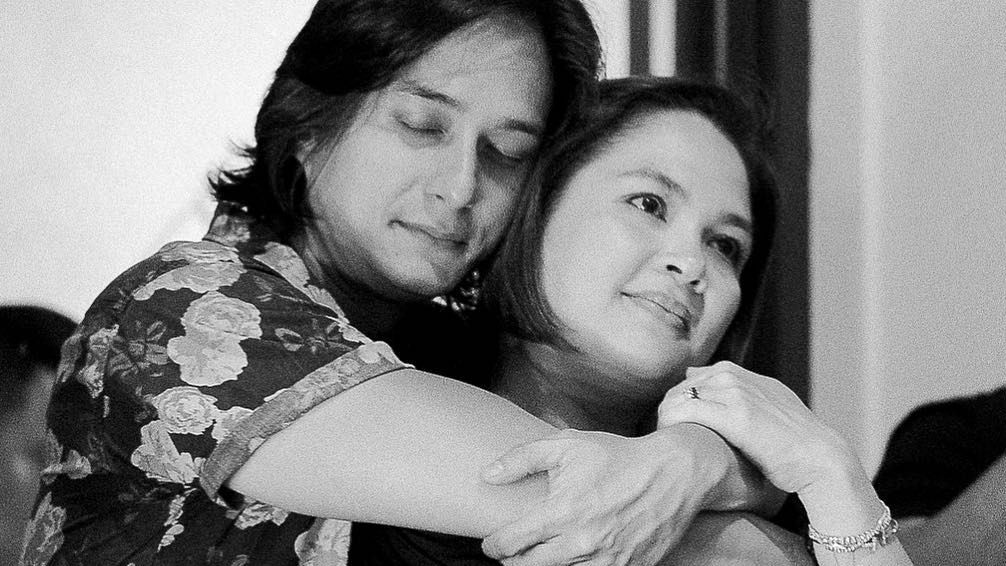 THE ONE. Ryan Agoncillo shares on Instagram his love story with wife Judy Ann Santos. Photo from Judy Ann's Instagram account