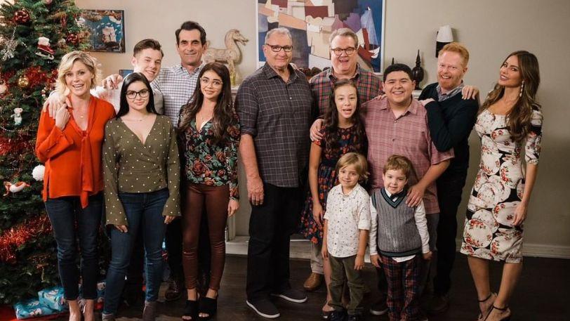 FINAL SEASON. The crazy, funny world of ABC's 'Modern Family' is coming to its end in 2020. Photo from Modern Family's Instagram account