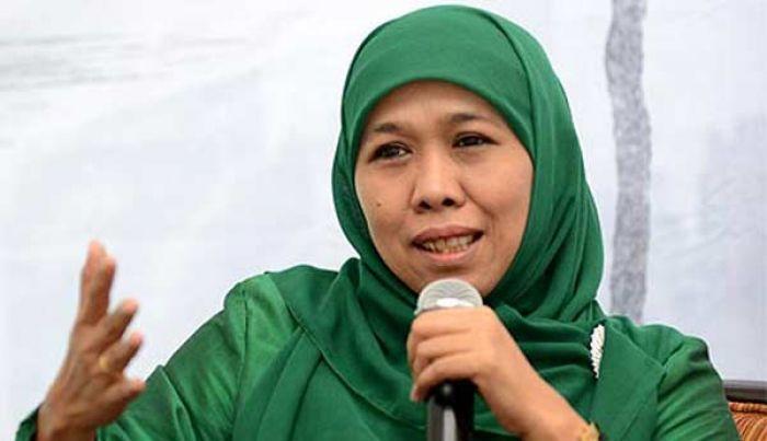 Khofifah Indar Parawansa. Foto diambil dari nu.or.id