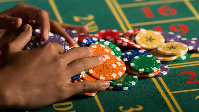 Are you familiar with the casino chips system?
