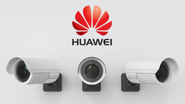 'BIG BROTHER'? A Huawei official says surveillance is key for national security. Photo from Shutterstock