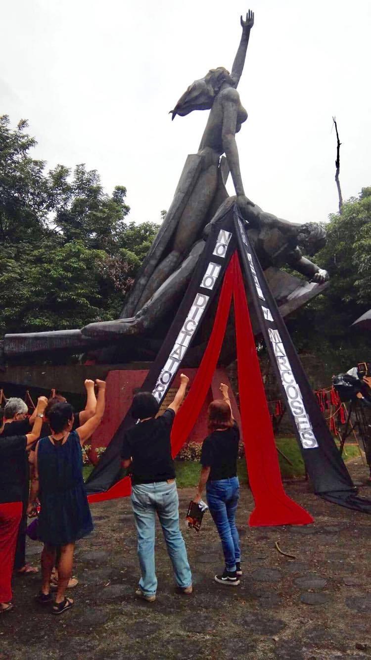 Photo from the Bantayog ng mga Bayani Foundation