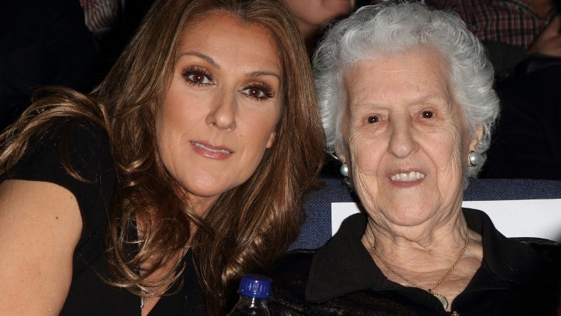 REST IN PEACE. Mother of singer Celine Dion Therese Tanguay Dion, also known as Maman Dion, is survived by her 14 children. Photo by Alexander Tamargo/Getty Images North America/AFP