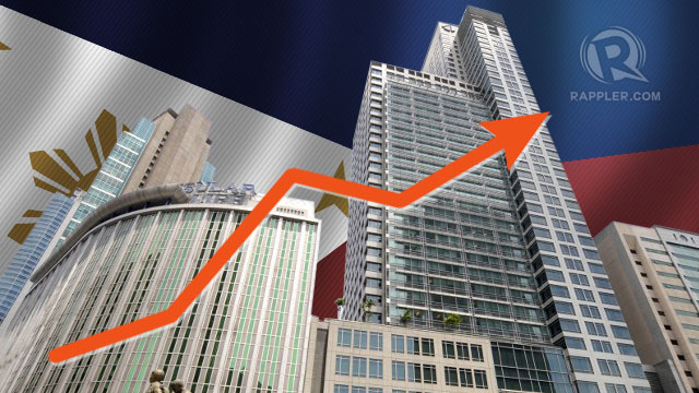 GROWTH SPURT. ING's higher forecast for the Philippines is based on increased economic activity as new infrastructure is put in place.