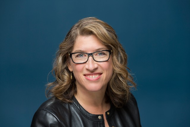 Lauren Greenfield, award-winning director of 'The Kingmaker.' Contributed photo