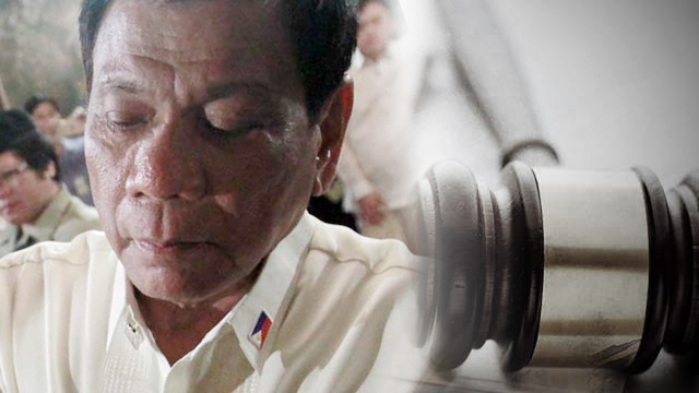 DEAD? One of the judges named by Duterte may have been dead already for 8 years.