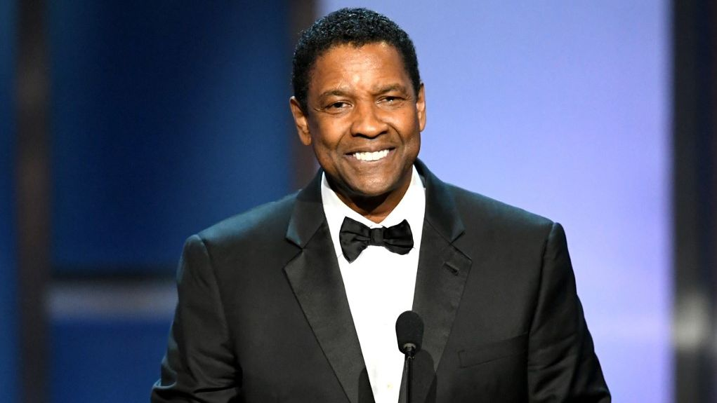 HONOREE. Actor Denzel Washington was awarded a Life Achievement award by the American Film Institute. Photo by Kevin Winter/Getty Images North America/AFP