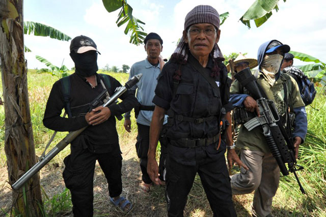 FROM MILF TO BIFF: File photo shows BIFF leader Ameril Umbra Kato, former commander of the MILF 105th Base Command. AFP file photo