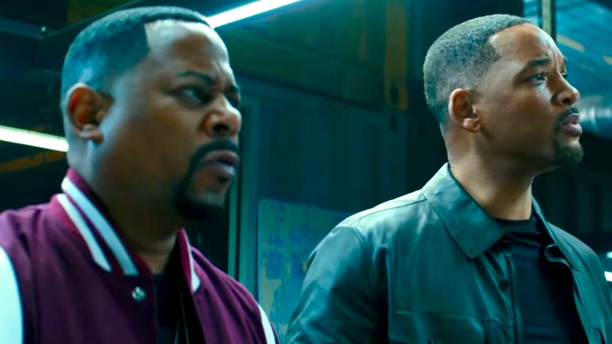 THIRD FILM. 'Bad Boys For Life' is the newest film in the 1995 'Bad Boys' trilogy. Screenshot from trailer