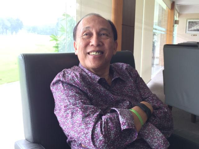 BINAY ADVISER. Former Quezon representative Danilo Suarez. Photo by Mara Cepeda/Rappler