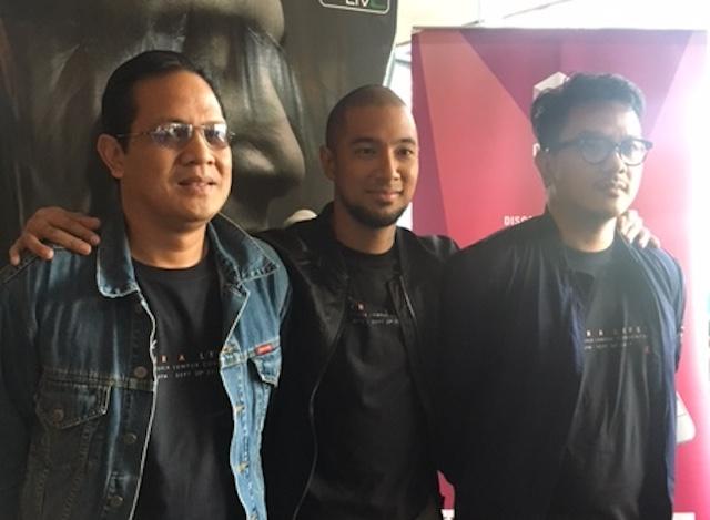 KUALA LUMPUR. Marcell Siahaan bersama pendukung konser tunggalnya yang akan digelar di Kuala Lumpur. Foto oleh Tiara A. Tobing/Rappler