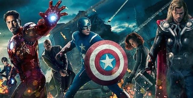 Foto dari akun Facebook Avengers