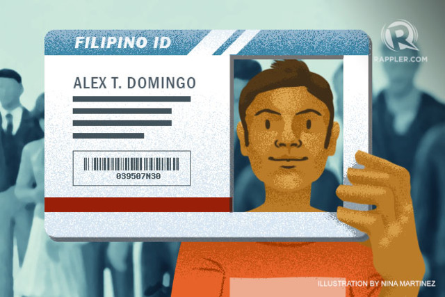 PHYSICAL ID. The physical card issued under PhilSys is the official government-issued identification card to be used in several transactions.