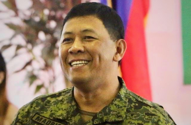 NOT BYPASSED THIS TIME. Lieutenant General Benjamin Madrigal Jr makes it to the top post. File photo by Rappler