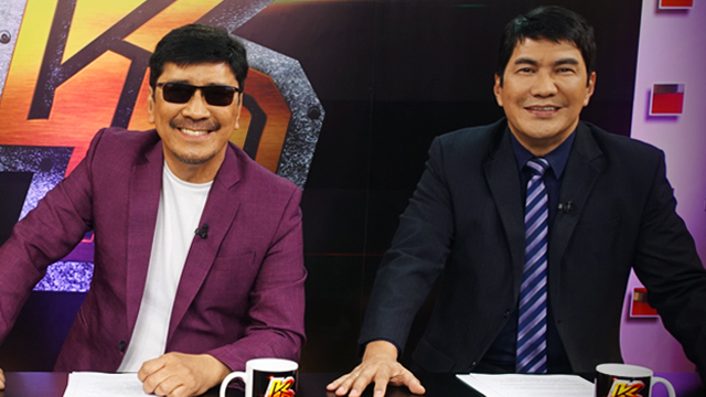 TULFO BROTHERS. Ben (left) and Erwin (right) Tulfo are in hot water over the Department of Tourism's ad placements on their TV show. Photo from Bitag Media Unlimited's website