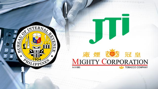 BUYOUT. Mighty Corporation's tax settlement will be funded by a P45-billion sale of its assets to JT International Philippines.