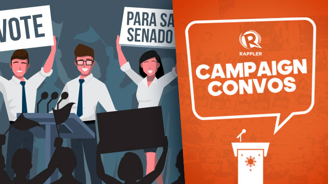 LISTEN IN. We talk about the policy-oriented senatorial candidates of the 2019 elections