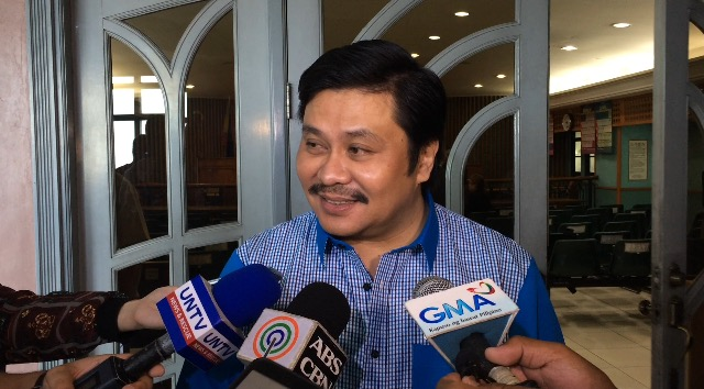 BAIL GRANTED. Senator Jinggoy Estrada is expected to post bail on Saturday, September 16, 2017. Rappler file photo