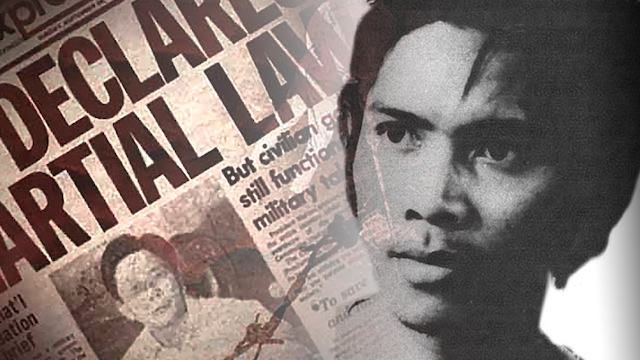 POET, WRITER. Emmanuel 'Eman' Lacaba was an award-winning poet, essayist, and dramatist who joined the New People's Army.