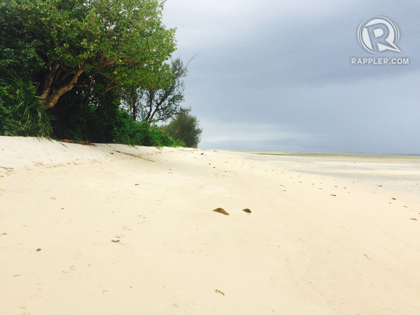 SOLITUDE. How about a date with nature? Photo by Bonz Magsambol/Rappler