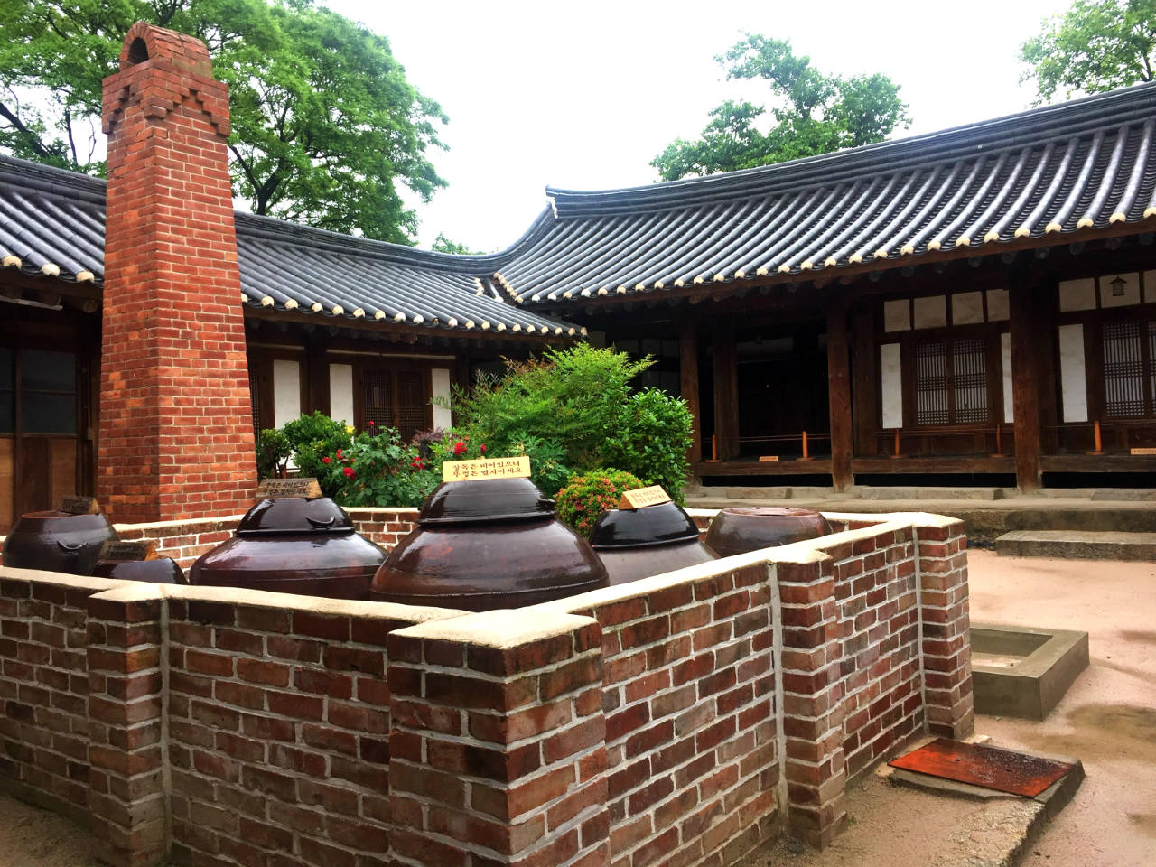STEP INSIDE. And see for yourself how previous generations of the Choi clan lived.