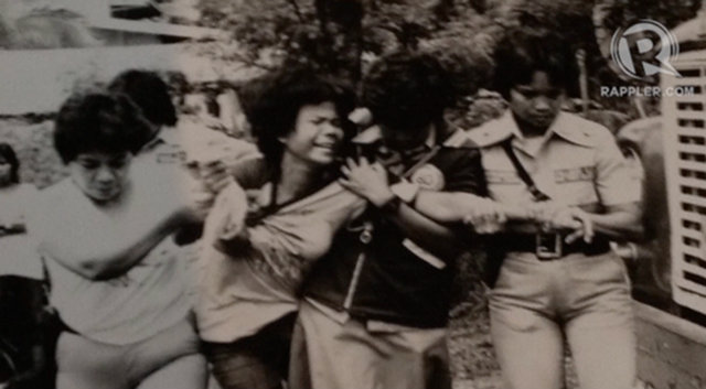 MARTIAL LAW. Tens of thousands of victims of human rights abuses during the Marcos regime have filed claims with the Philippine government.