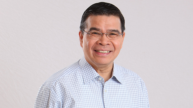 DICT CHIEF. Information and Communications Technology chief Rodolfo Salalima has reportedly offered to resign. Photo Courtesy of Globe Telecom