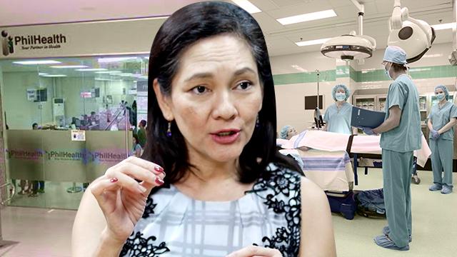 'CALLOUS, CRIMINAL.' Senator Risa Hontiveros slams private hospitals' threat to withdraw accreditation from Philhealth due to unpaid reimbursements.