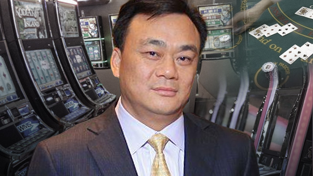 BRIBERY AND ECONOMIC SABOTAGO? Justice Secretary Vitaliano Aguirre II says Chinese gambling tycoon Jack Lam tried to bribe him. Photo from Jimei website