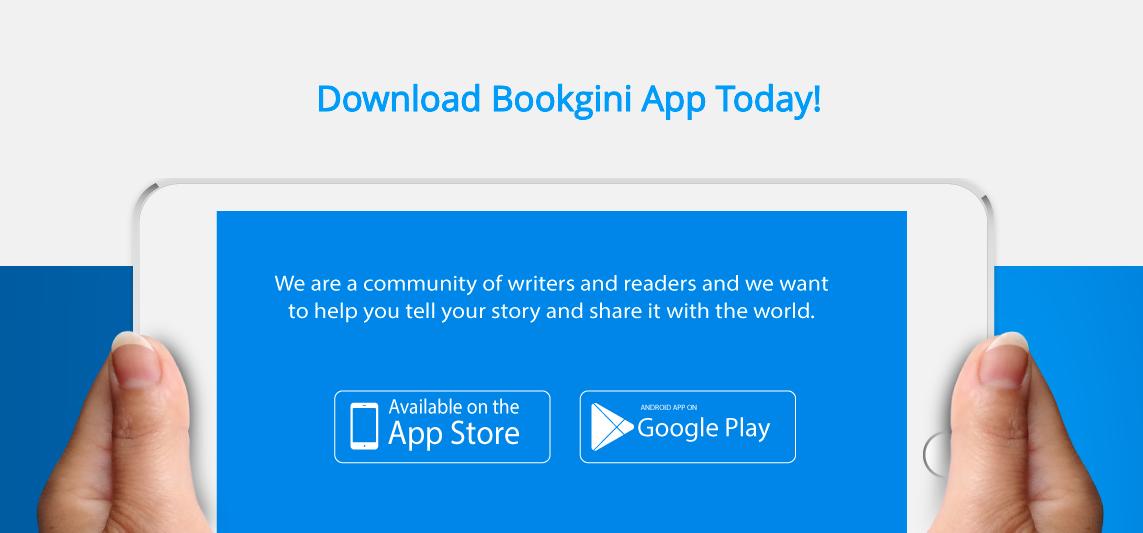 Screenshot from Bookgini