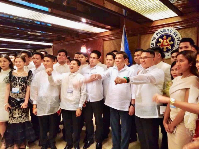 DEATH PENALTY. The Duterte Youth party would push for the death penalty if it gains a seat in the House of Representatives in the 2019 midterm elections. Photo courtesy of Duterte Youth