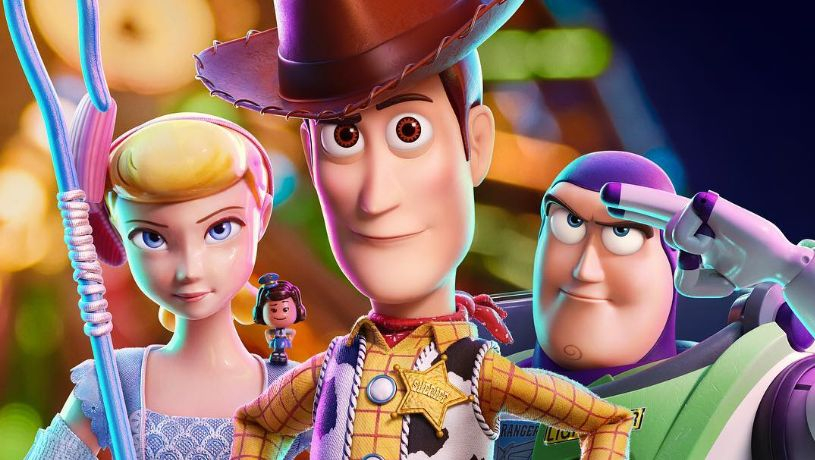DEBUT. 'Toy Story 4' opens big at the box office on its first weekend. Photo from Toy Story's Instagram account