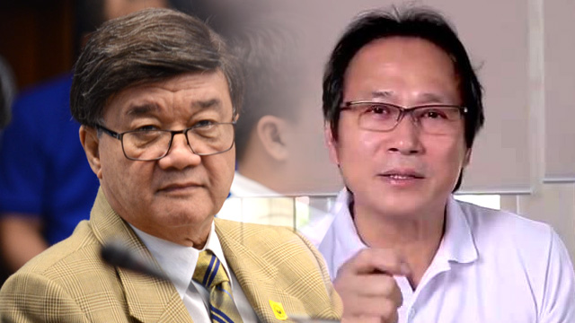 SELF-INITIATED INVESTIGATION. Justice Secretary Vitaliano Aguirre II, as the supervising authority of the NBI, directs the bureau to conduct an investigation into Atong Ang's accusations against him.