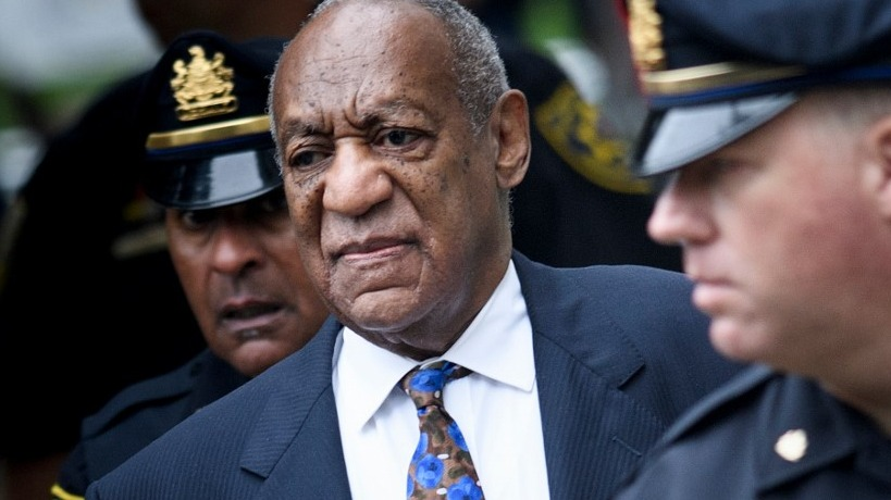 JAILED. US comedian Bill Cosby, who is serving a 3 and a half year jail sentence, on December 10, 2019 lost his appeal against his conviction for drugging and sexually assaulting a woman 15 years ago. Photo by Brendan Smialowski/AFP