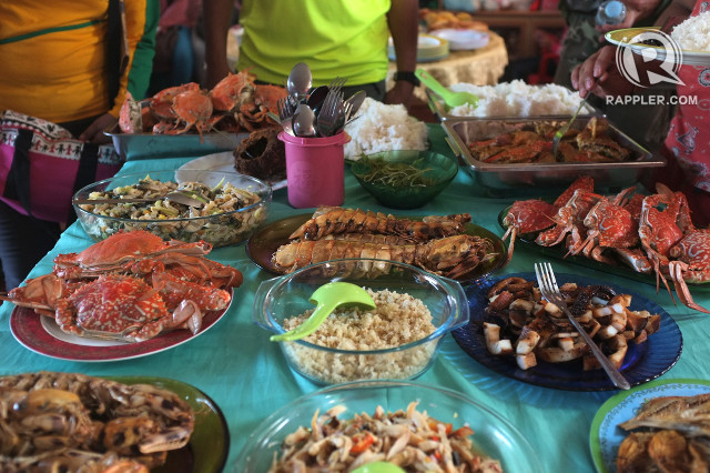 CULINARY DELIGHT. If you like seafood, you'll love Tawi-Tawi cuisine