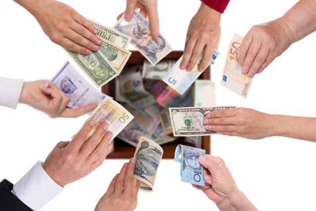 DONORS. Although corporations are prohibited from making campaign donations, owner or leaders of such corporations can donate as individuals. Image from Shutterstock